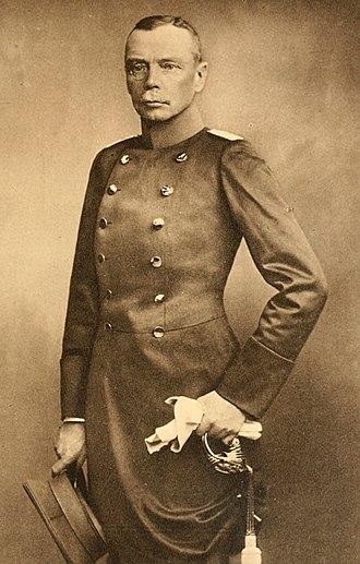 Hans von Seeckt - Generalmajor von Seeckt, c.1918