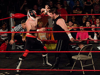 Sami Zayn - Generico and Kevin Steen feuded for two years in Ring of Honor