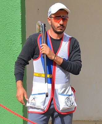 Georgios Achilleos - Image: George Achilleos World Cup Nicosia 2016