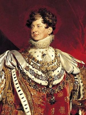 Kingdom of Hanover - Image: George IV of Great Britain
