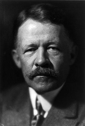 George Walbridge Perkins - Perkins in 1914