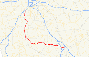 Georgia state route 74 map.png