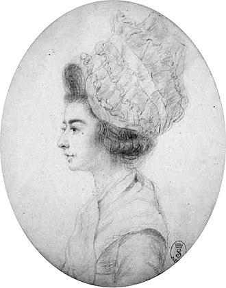 Lord John Townshend - Georgiana Lady Townsend