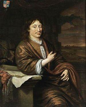 Gerard Pietersz Hulft - Gerard Hulft by Michiel van Musscher (1677)