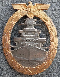 Awards and decorations of the Kriegsmarine