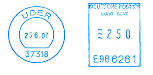 Germany stamp type RB16point1.jpg