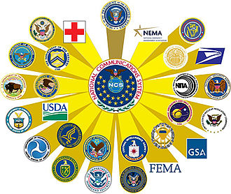Government Emergency Telecommunications Service - The logo of the Government Emergency Telecommunications Service.