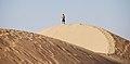Ghadames - Dalla grande duna scrutando l'orizzonte - panoramio.jpg