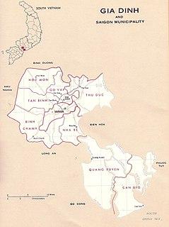 Gia Định Province Historic province of Vietnam