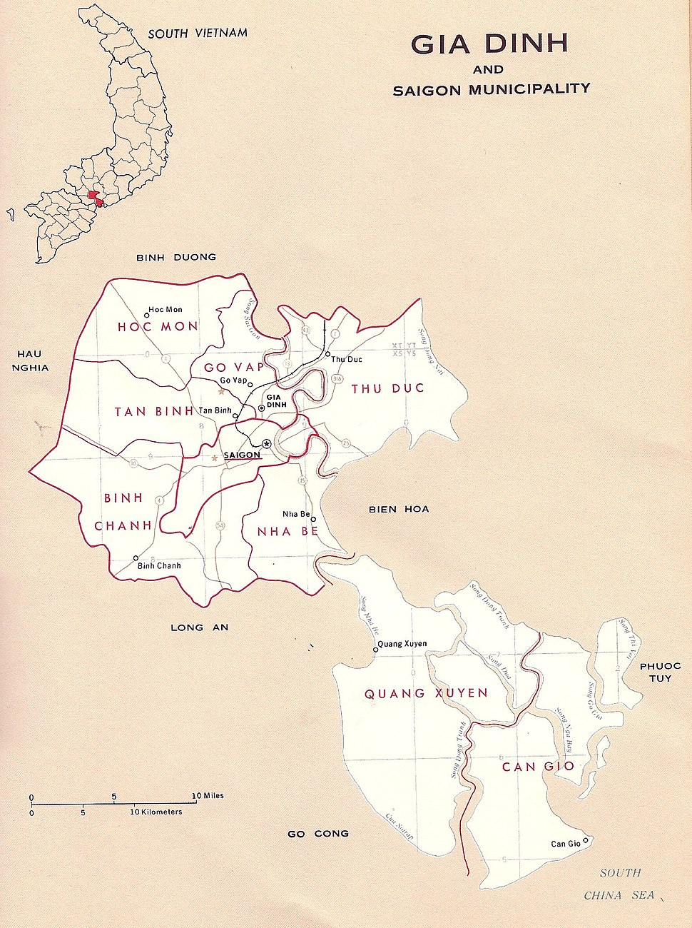 Gia-dinh Province