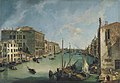 Giovanni Antonio Canal, il Canaletto - Grand Canal, Looking East from the Campo San Vio - WGA03847.jpg