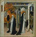 Giovanni di Paolo - Santa Caterina da Siena e il mendicante.jpg