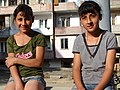 Girls in Street - Shushi - Nagorno-Karabakh (18557747543).jpg