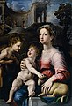 Giulio Romano - The Madonna and Child with Saint John the Baptist - Google Art Project.jpg
