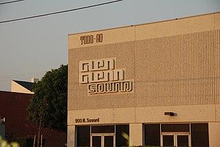 Glen Glenn Sound
