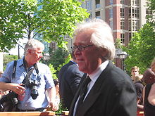 alt=Description de l'image Glen Sather, 2006 NHL Awards.jpg.