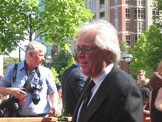 Glen Sather - Glen Sather at NHL Awards in 2006