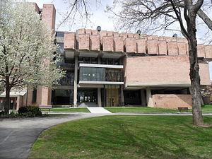Robert H. Goddard Library - Goddard Library in April 2010