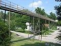 Goose Creek Foot Bridge, southern side.jpg