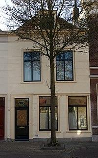Gorinchem - rijksmonument 16670 - Molenstraat 58 20120311.jpg
