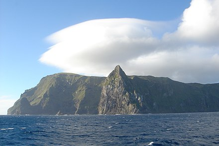 Gough and Inaccessible Islands were declared World Heritage Site by UNESCO in 1995. Gough and Inaccessible Islands-113070.jpg