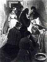 Grabar Crime and Punishment Sonya visiting Marmeladov 1894.jpg