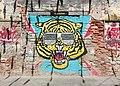 Graffiti in Getsemaní, Cartagena 01.jpg