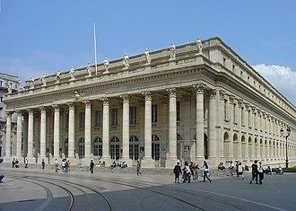 Victor Louis - Image: Grand Theatre Bordeaux 2