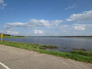 2014 Assiniboine River flood intense flooding in Manitoba in 2014