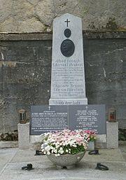 Grabstätte von Josefa Flerx (Quelle: Wikimedia)