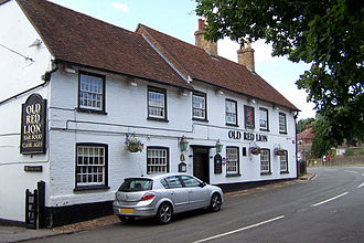 Great Brickhill - The Old Red Lion