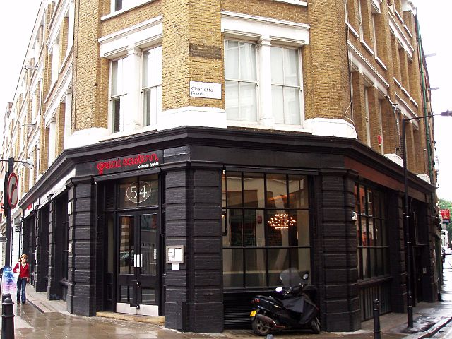 File great eastern dining room below 54 shoreditch ec2 for Dining room 56 willoughby street