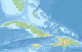 Greater Antilles relief location map.png