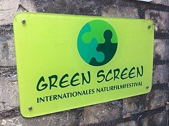 Green Screen film festival - GREEN SCREEN