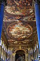Greenwich - View WSW on Painted Hall 1707-1727 Sir James Thornhill.jpg