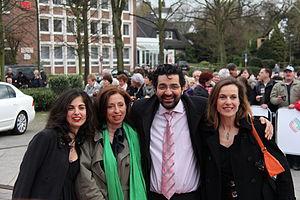 Ali Samadi Ahadi - the team of documentary Iran: Elections 2009