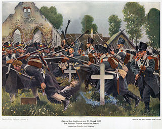 Battle of Großbeeren