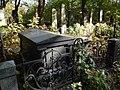 Grob Adolfa Goldfedera-Grave of Adolf Goldfeder.JPG