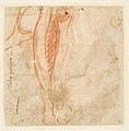 Group of Six Reclining Nude Women (Nymphs Bathing) (recto); Sketch of a Leg (verso) MET DP812240.jpg