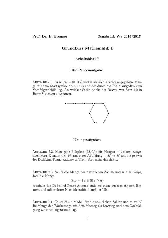 Großzügig Teil Teil Ganz Mathematik Arbeitsblatt Fotos - Mathe ...
