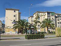 Distrito ciudad jard n wikipedia la enciclopedia libre for Polideportivo ciudad jardin malaga