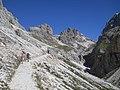 Gruppo del Catinaccio - Verso Passo Principe.jpg