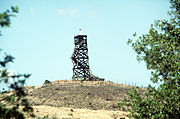 Guantanamo guard tower