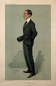 1d94d8b62 Marconi caricatured by Leslie Ward for Vanity Fair