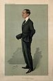 Guglielmo, Marchese Marconi. Colour lithograph by Sir L. War Wellcome V0003849.jpg