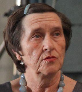 Gunilla Nyroos Swedish actress