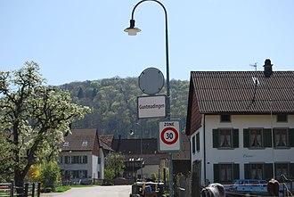 Guntmadingen - Image: Guntmadingen vilagheniro 005