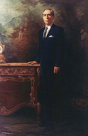 Gustavo Díaz Ordaz - President Díaz Ordaz by José Suárez Olvera