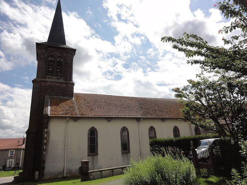 Hénamémil (M-et-M) église