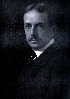 Henry Fairfield Osborn - Photo from 1919